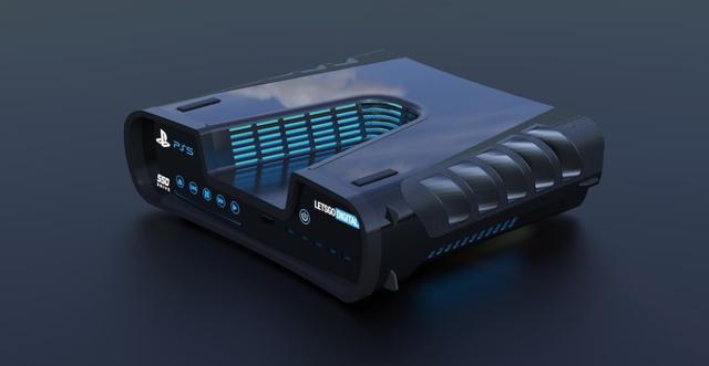 Playstation 5 nie będzie wyglądało tak, jak wersja deweloperska (źródło: LetsGoDigital)
