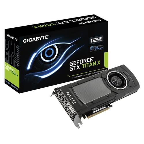Gigabyte GV-NTITANXD5-12GD-B