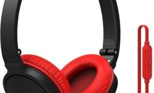 SoundMagic P11S CZERWONE