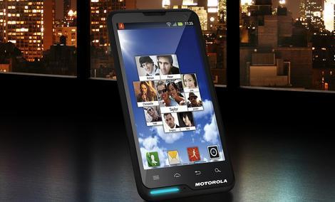 Motorola Mobility wprowadza na polski rynek model MOTOLUXE
