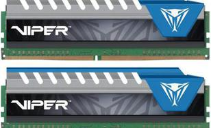 Patriot DDR4 ViperELITE 2X8GB 2666MHz CL16 Blue