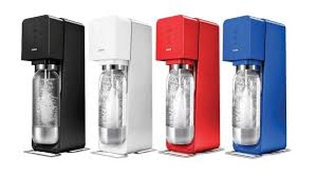 Sodastream Source - innowacyjny ekspres napojów gazowanych