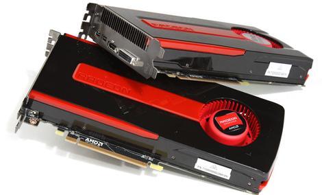 AMD Radeon HD 7800 - seria solidnych kart graficznych