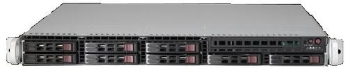 Supermicro SuperServer 1027R-72RFTP SYS-1027R-72RFTP