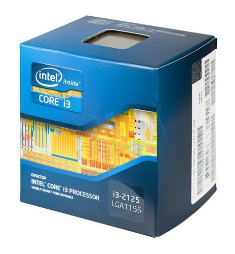 CORE I3 2125 3.3GHz LGA1155 BOX