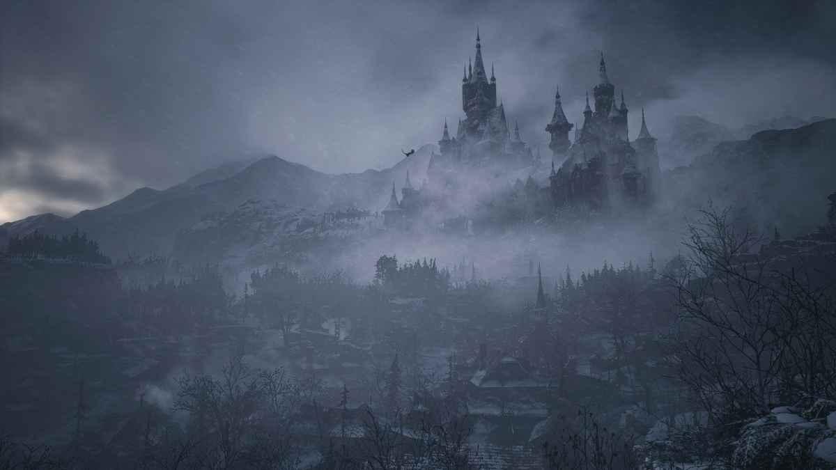 Resident Evil Village - Widoki robią wrażenie nie tylko na początku gry