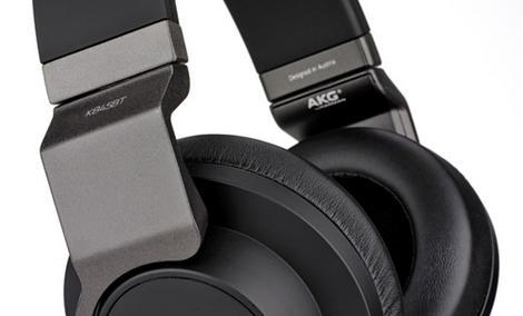 AKG K845BT - audiofilskie przeżycia najwyższych lotów!