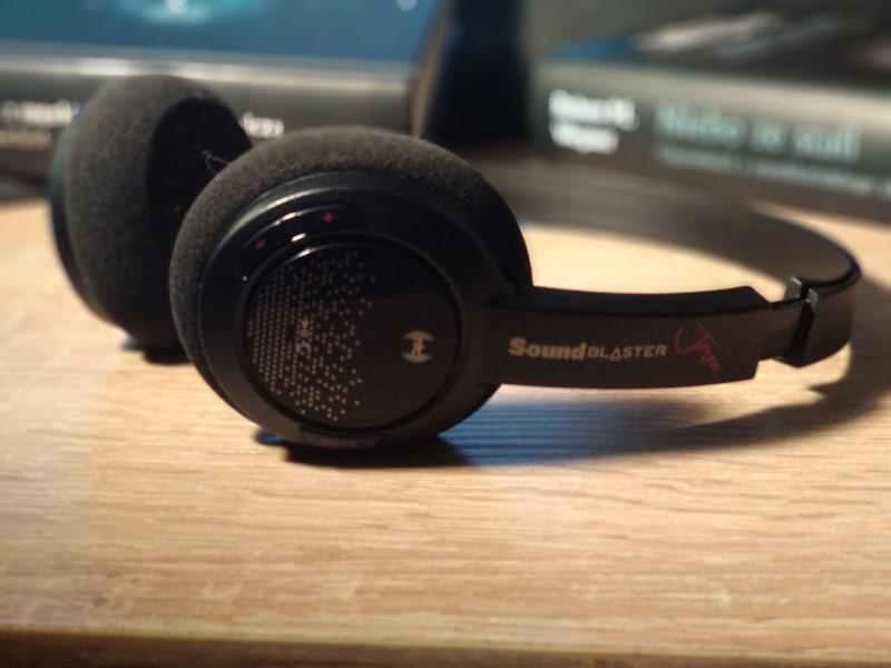 Soundblaster Jam BT to świetny zestaw słuchawkowy
