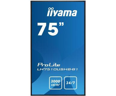 iiyama LH7510USHB-B1 praca w pionie
