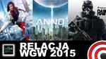 WGW 2015: Anno 2205, Mirror's Edge Catalyst, The Division, Rainbow Six Siege