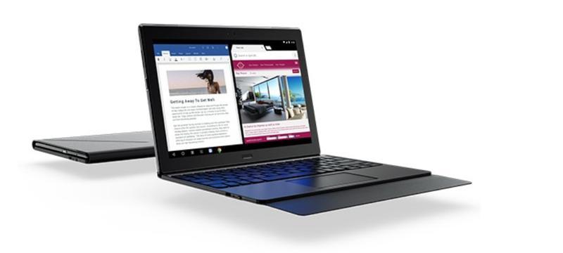 Lenovo pozwala zmienić tablet w laptop