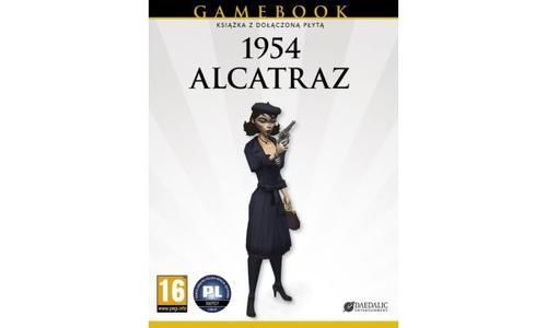 Gamebook Alcatraz 1954 PC (napisy PL)