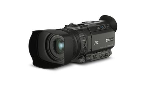 Piękno Natury Widziane Obiektywem Kamery JVC GY-HM170