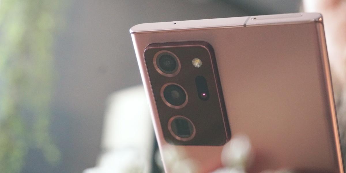 Samsung Galaxy Note 20 Ultra ma ostrzyć lepiej dzięki laserowi