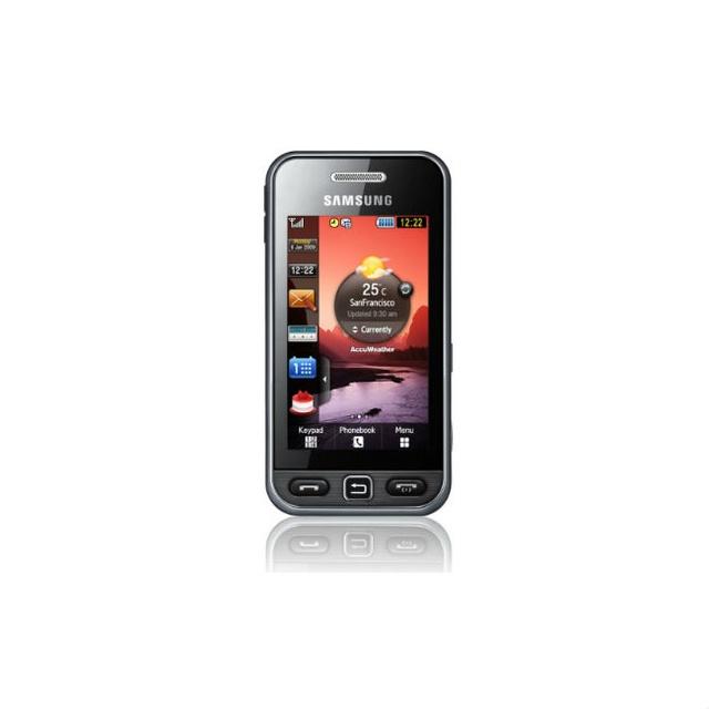 PORADA: Jak obsługiwać widgety? - Samsung Avila S5230