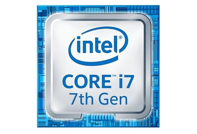 Intel i7-7700k siódmej generacji Kaby Lake