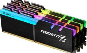 G.Skill Trident Z RGB DDR4, 4x8GB, 4000MHz, CL17 (F4-4000C17Q-32GTZR)