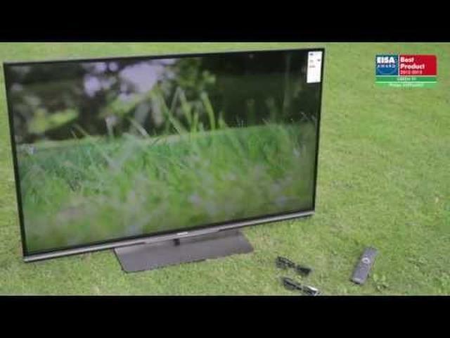 PHILIPS 55PFL6007K - nagradzany telewizor LED 3D