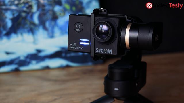 SJCAM 5000X Elite obiektyw