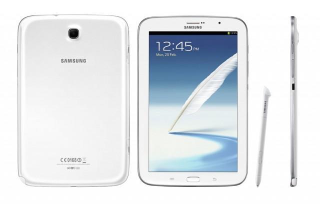 Premiera GALAXY Note 8.0 – wydajny i mobilny sprzęt nowej generacji
