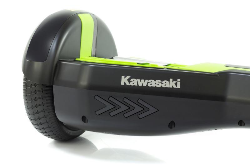 Kawasaki Balance Scooter wyróżnia nowoczesny design