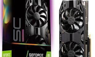 EVGA GeForce RTX 2060 SC ULTRA GAMING, 6GB GDDR6 (06G-P4-2067-KR)