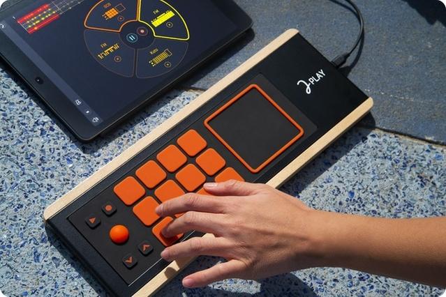 Joue Play pozwoli na obsługę z poziomu tableta