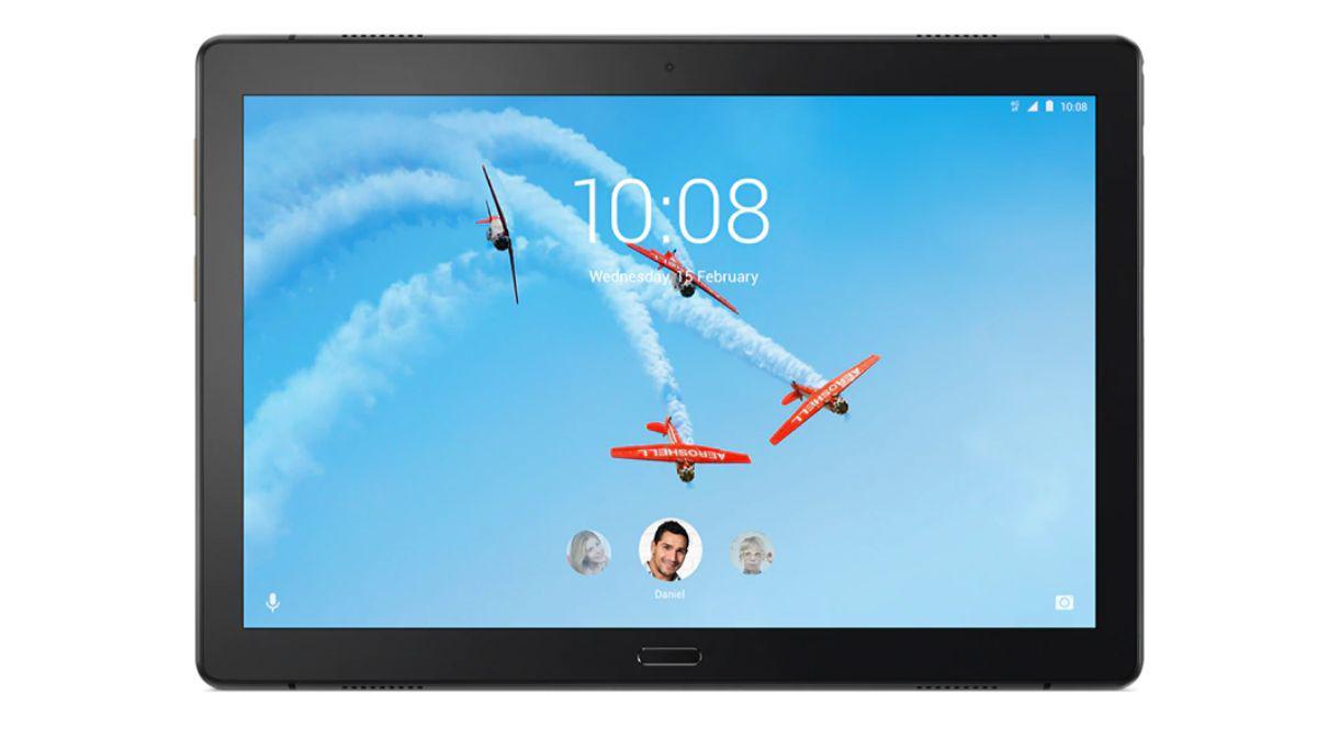 Lenovo Tab P10 - rodzinny tablet