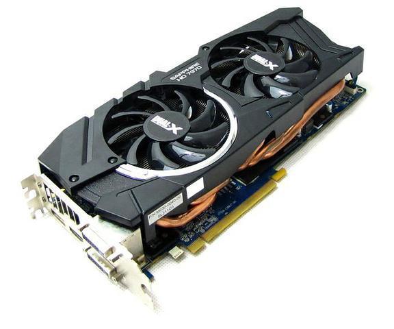 Sapphire Radeon HD 7970 fot1
