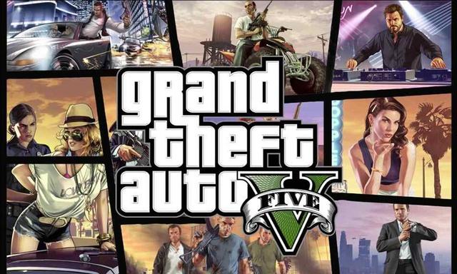 GTA 5 za darmo dla użytkowników Epic Games Store