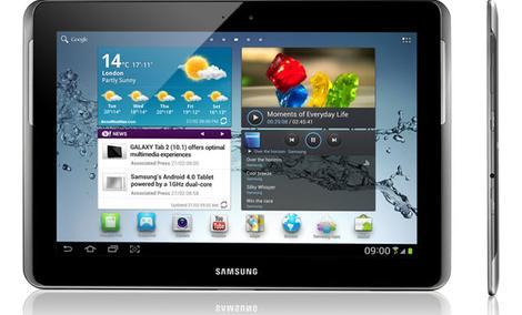 Samsung przedstawia nowe tablety z serii GALAXY Tab 3