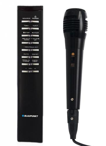 Blaupunkt MC60BT Wieża z Bluetooth USB KARAOKE