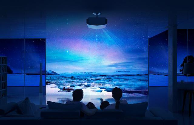 nowe projektory Sony 4K