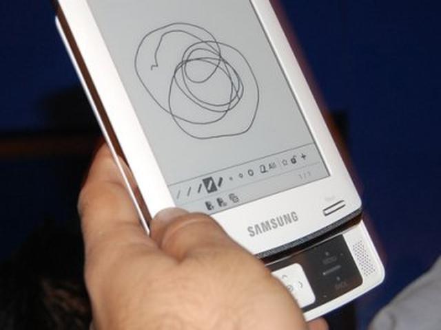 Samsung E6 i E101 – pierwsze czytniki e-książek koreańskiego giganta