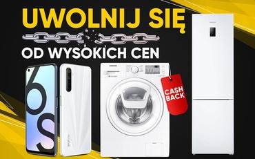 Odkryj #MEGAOKAZJE i oszczędź 30%! Tańsze odkurzacze, pralki i smartfony