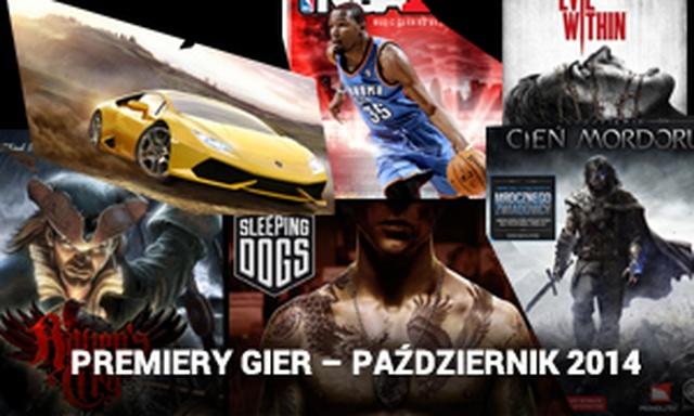 TOP 5 Premier Gier - Paźdzernik 2014