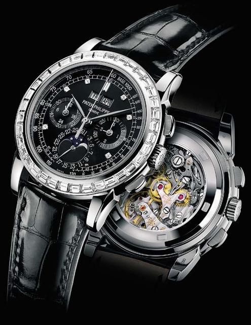 Najciekawsze zegarki na świecie