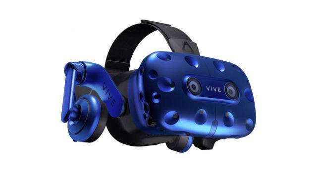 Najlepsze gogle wirtualnej rzeczywistości HTC VIVE PRO