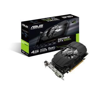 ASUS GeForce GTX 1050 Ti Phoenix 4GB - RATA GRATIS I W TYM ROKU NIE