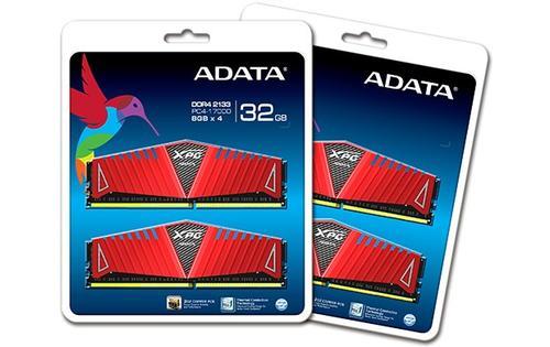A-Data XPG Z1 DDR4 2133 DIMM 32GB (4x8GB) CL15