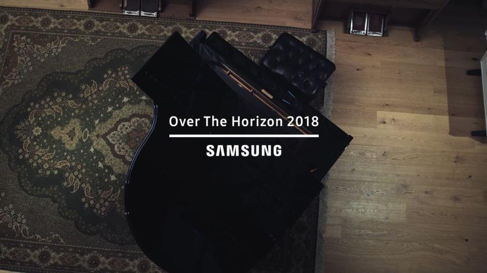 """Samsung Odświeża Dzwonek """"Over The Horizon"""""""