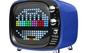 Divoom Tivoo (niebieski)