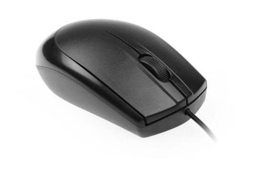 NATEC Mysz optyczna DIVER czarna OEM
