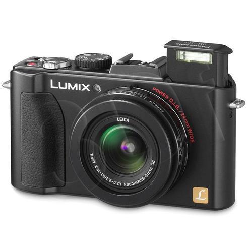 Panasonic DMC-LX5EP-K
