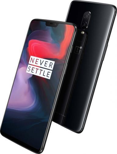 OnePlus 6 64GB Czarny