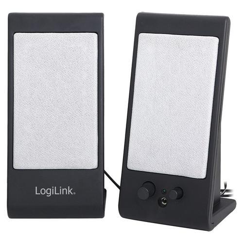 LogiLink Głośniki stereo z USB2.0