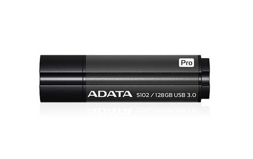 A-Data S102 Pro 128GB USB3.0 Gray Alu