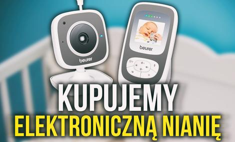 Najlepsze Elektroniczne Nianie — Podpowiadamy Jak Wybrać