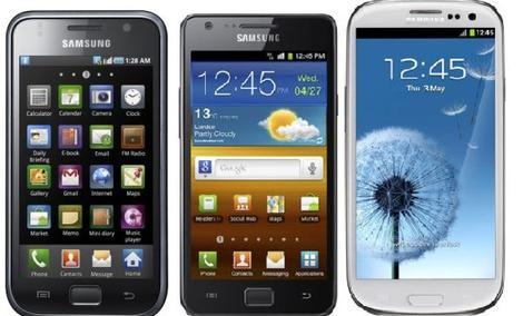 Samsung GALAXY S – telefony, które zmieniły rynek