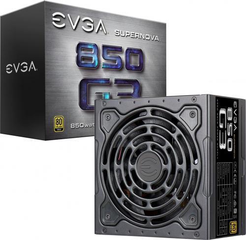 EVGA SuperNOVA G3 850W (220-G3-0850-X1)